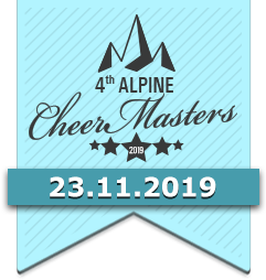 Alpine Cheer Masters Logo 2016